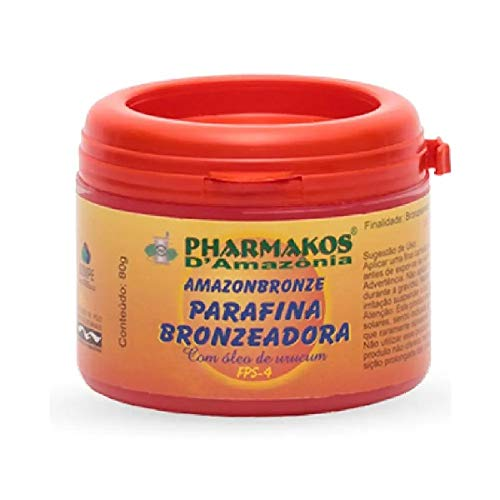 Parafina Bronzeadora Pharmakos 80g