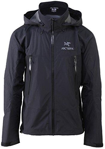 Arc'teryx Men's Beta LT Hybrid Jacket, Black, MD