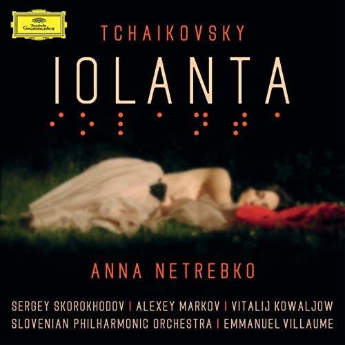 Anna Netrebko, Sergey Skorokhodov, Alexey Markov, Vitalij Kowaljow, Slovenian Philharmonic Orchestra & Emmanuel Villaume