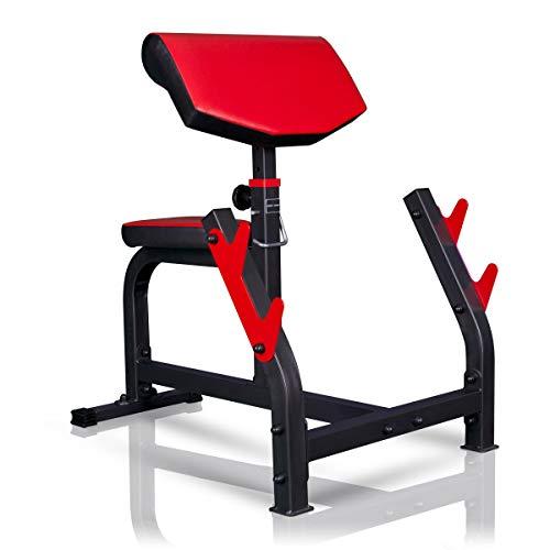 Marbo Sport Preacher Curl Biceps Workout Training Curls Curl Desk MS-L107