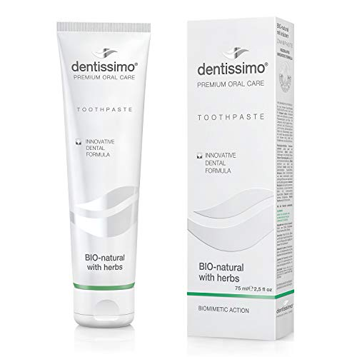 Dentissimo Toothpaste Bio-natural with herbs