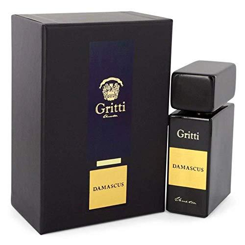 GRITTI Damascus EDP 100 ml, 1er Pack (1 x 100 ml)
