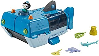 Fisher-Price Octonauts Gup-W Reef Rescue Playset [Amazon Exclusive]