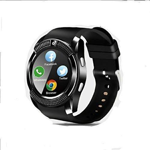 Smartwatch FOTOCAMERA Bluetooth Orologio Telefono CELLULARE Sim card Touch