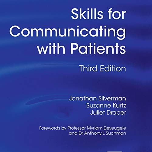 Skills for Communicating with Patients cover art