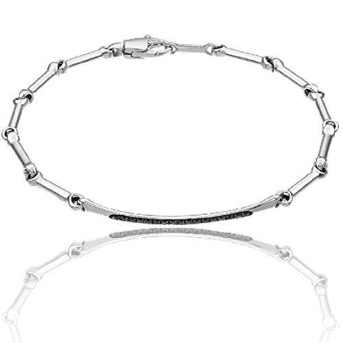 Chimento Gioielli Uomo Bracciale Oro 18 kt e Diamanti 1b04510bn5190