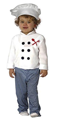 Guirca – Déguisement 12 – 24 mois cuisinier Baby, U (83307.0)
