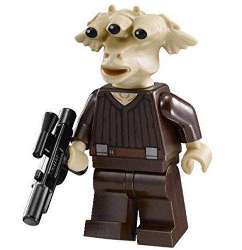 LEGO Star Wars Minifigur Ree-Yees mit Blaster aus 75020