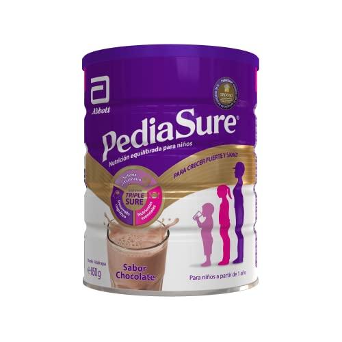 PediaSure - para Niños, Sabor Chocolate, con Proteínas, Vitaminas y Minerales - 850 gr