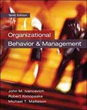 Best organizational behavior management textbook Reviews