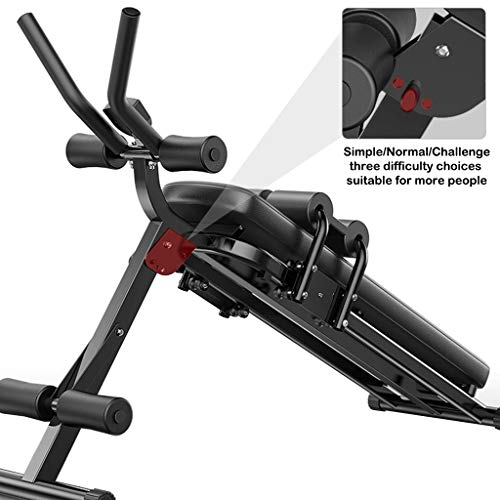 Multi-Workout Bench,Sit Up Bench,Foldable Decline Sit up Bench, Crunch Board for Fitness Home Gym Exercise Sport