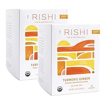 rishi tumeric ginger tea