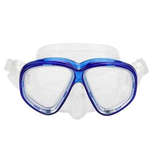 MHSHKS Máscaras De Buceo Máscara De Snorkel Gafas De Buceo Pesca Submarina Equipo De Buceo Máscara De Natación Gafas De Buceo Equipo De Snorkel para Adultos