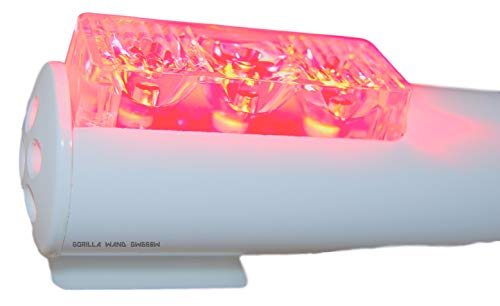 New GORILLA WAND, 621mW/cm2 Red Light Therapy, GW660W