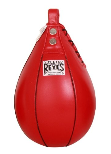 CLETO REYES Platform Speed Bags - Red X-Small