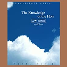 the knowledge of the holy audio