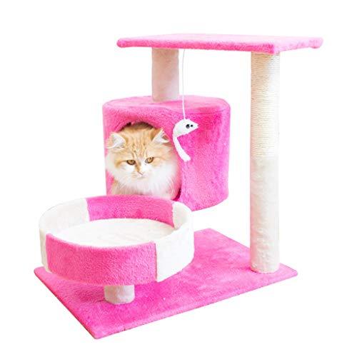 Marco De Escalada Para Gatos Árbol De Gato Creativo Multifuncional Arena Para Gatos Diversión Para Gatos Marco De Escalada Muebles De Protección De Garras Plataforma De Salto Para Gatos De Tres Nivele