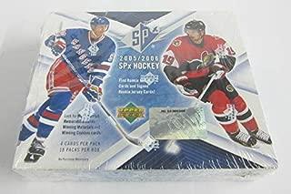 2005/06 Upper Deck SPX Hockey Box (Hobby)