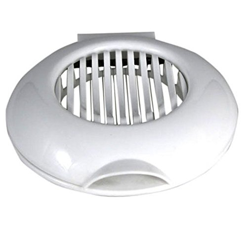 Mozzarellaschneider Eierschneider, Kunststoff, weiß