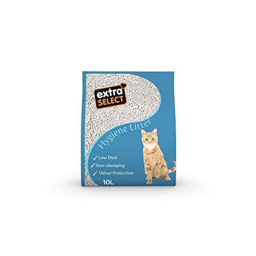 Extra Select Premium Hygiene Cat Litter, 10 Litre