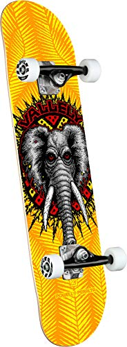 Powell Skate Completo Peralta: Vallely Elephant Yellow 8.0
