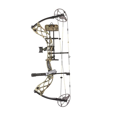 Diamond Archery Deploy SB RAK Right Hand Compound Bow, 60 lb, Breakup Country