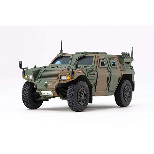 タミヤ 1/48 ミリタリーミニチュアシリーズ No.90 陸上自衛隊 軽装甲機動車 プラモデル 32590