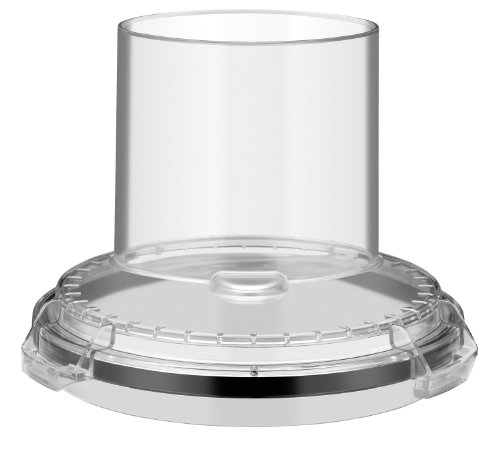 Waring Commercial WFP11S3B Food Processor Sealed Batch Bowl Cover,Clear, 6 x 4.8 x 6 inches
