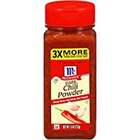 McCormick Dark Chili Powder, 7.5 oz