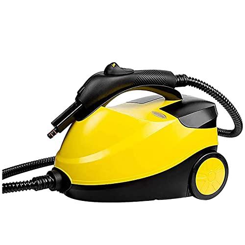 MovilCom® - Limpiador Vapor   Vaporeta Limpieza hogar   Máquina De Limpieza Vapor Alta presión 4 Bares - 2000W   Desinfección, Esterilización, Ácaros