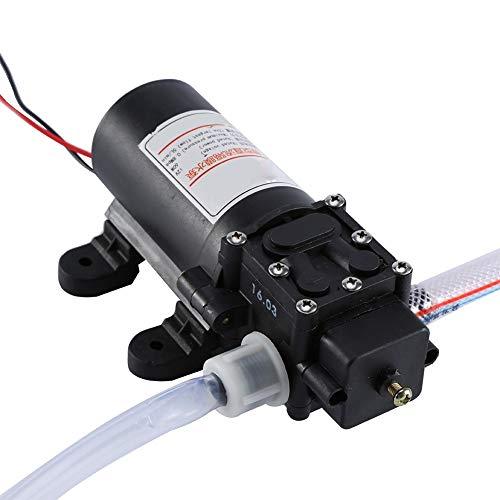 DEWIN Pompe Vidange Huile Moteur - Pompe Vidange Huile Moteur Voiture Kit de pompe de transfert d'échange de récupération d'extracteur de liquide d'huile de voiture automatique 12V 60w