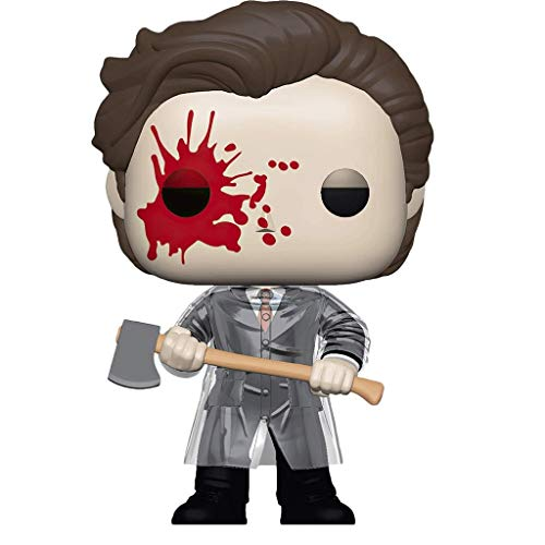 Funko Pop Movies : American Psycho - Patrick (Special Edition) 3.75inch Vinyl Gift for Horror Movie Fans for Boy