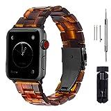 Fullmosa Für Apple Watch Armband 42/44mm, Harzig Ersatzband für iWatch/Apple Watch Series...