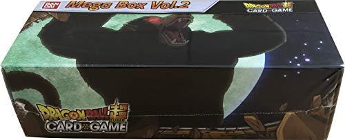 Dragon Ball Super Card Game – Sammler-Box Mega Box Vol. 2: Son Goku Gorille Riesenhalfter