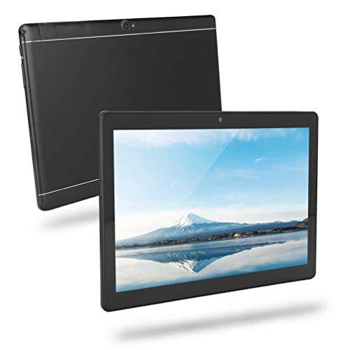 10 inch Android Tablet PC, Octa-Core Processor, 4GB RAM, 64GB Storage, 5G-WiFi,Bluetooth, GPS, GMS Certified, IPS HD Display, K4(Black)