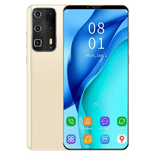 Android Smartphone Teléfono móvil con música 4 + 64G Memoria Procesador de 8 núcleos Teléfono móvil con Pantalla de Gota de 5,8 Pulgadas