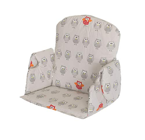 Geuther - Sitzverkleinerer 4742 für Family, Nico und Mucki, Eule grau