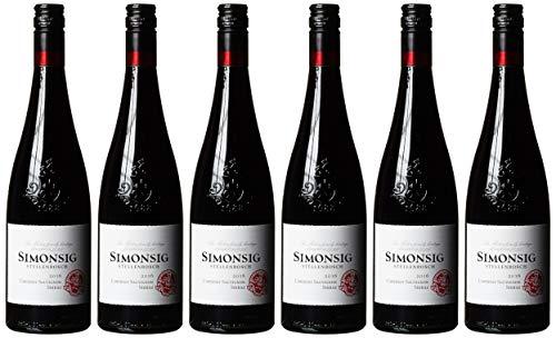 Simonsig Cabernet Sauvignon / Shiraz Cuvee /trocken (6 x 0.75 l)