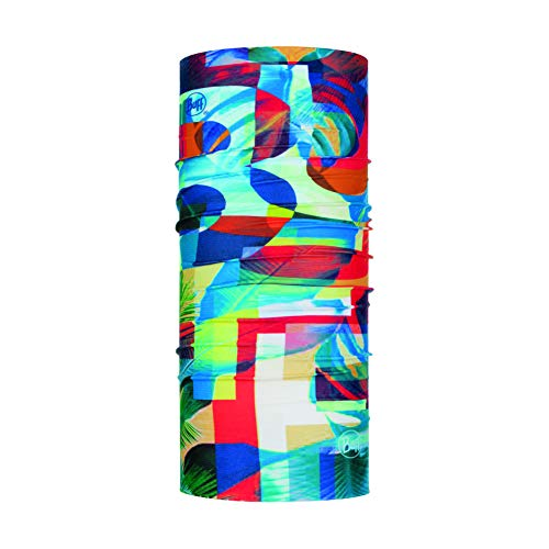 BUFF Foulard Multifonctionnel 95/% UV Protection pour Enfants Funny Skulls taille 2-4 Cranes colore Polyester