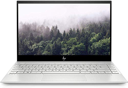 HP ENVY 13-aq0000na 13.3' Full-HD Touchscreen Laptop Core i5 8265U 8GB DDR4 256GB Solid State Drive Wireless 11ac & BT4.2 Windows 10 Pro - UK Keyboard Layout - Plain Boxed