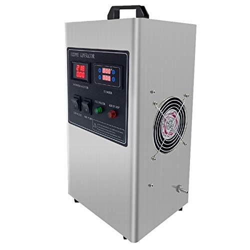Acqua e Alimenti Sanificatore Domestico per Ambienti Generatore Ozono DBA-600 RoHS Aria e Acqua fino a 12 m3//ora Certificazione CE