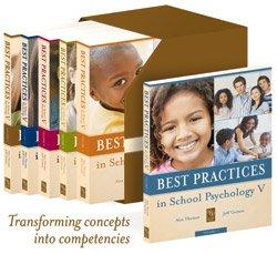 Best Practices in School Psychology V (6 Volumes, 10...