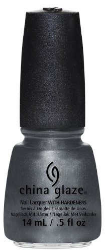 China Glaze nagellak met Hardner - Collection Autumn Nights - Kiss My Glass, 1 x 14 ml