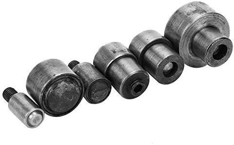 Sheens Hand Press Eyelet Mould Eyelet Puncher DIY Air Pressure Buckle Mold Manual Installation Tool 14mm