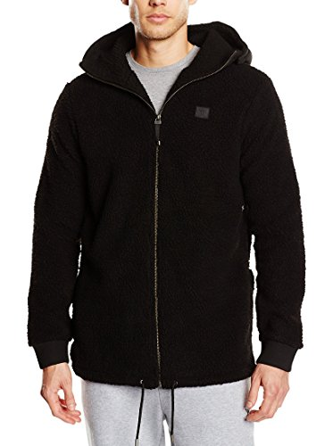 OnePiece P-HO15003 Sweat-Shirt Homme, Noir (Black), (Taille Fabricant: Large)