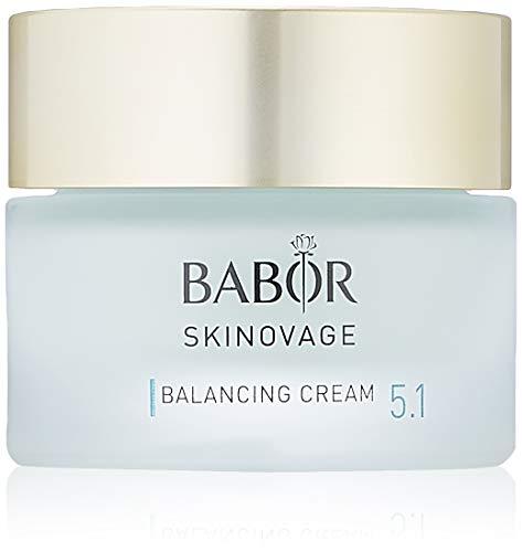 BABOR SKINOVAGE Balancing Cream, Gesichtscreme für Mischhaut, Mattierende Feuchtigkeitspflege für...