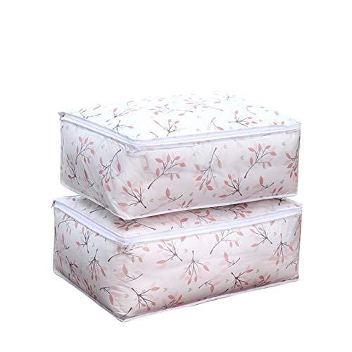6/8 bolsas de viaje impermeables para ropa, organizador de equipaje, manta para colcha, bolsa de almacenamiento para maleta, bolsa de embalaje, cubo