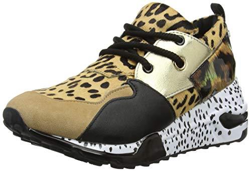 Steve Madden Cliff Sneaker, Zapatillas Altas para Mujer,