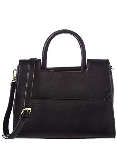 BCBGeneration Noelle Satchel Top Handle Tote Handbag Purse with Adjustable Removable Shoulder Strap