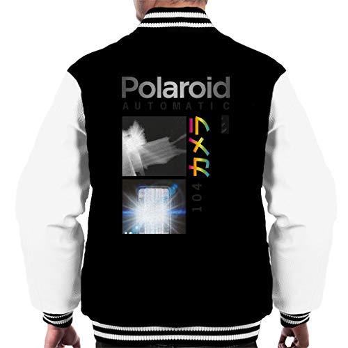 Polaroid Endless Adventures Men's Varsity Jacket